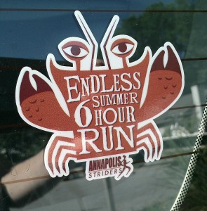 Endless Summer Sticker