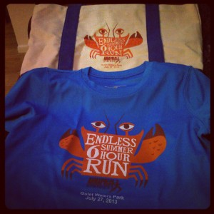 Endless Summer Run Swag