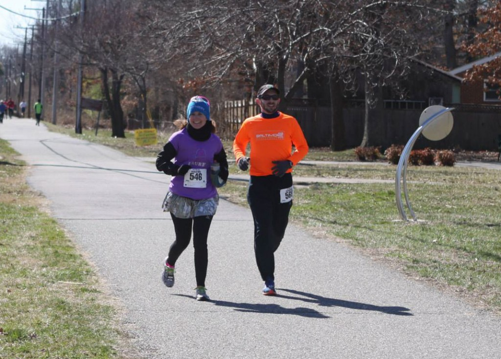 B&A Marathon