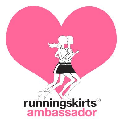 #RunningSkirtsAmbassador