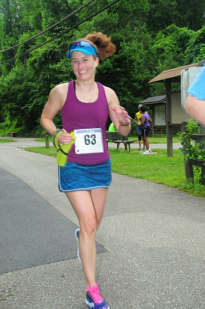 Dawson's Father's Day 10K. Photo courtesy of Jon Valentine / Annapolis Striders